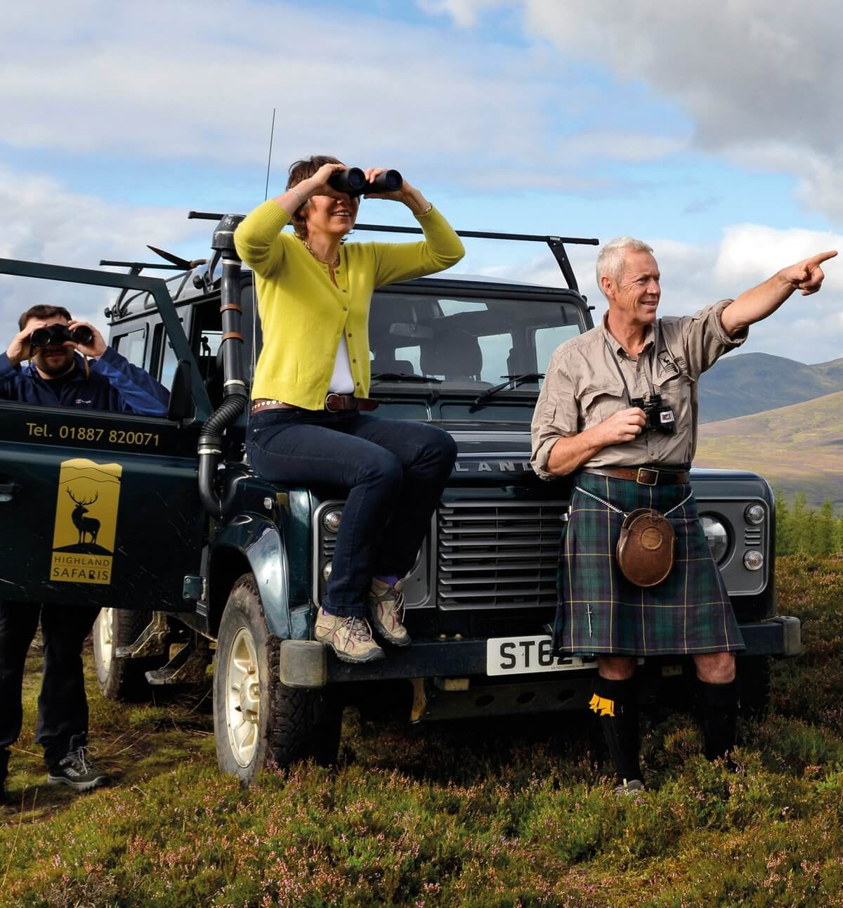 About Loch Tay Safaris