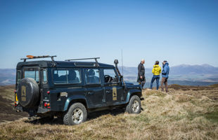 Highland Safaris Mountain Safari